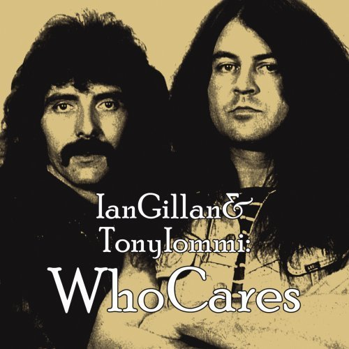Gillan & Iommi Who Cares 2 CD