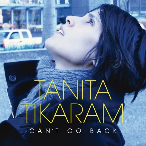 Tanita Tikaram Can't Go Back 2 CD