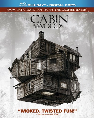 Cabin In The Woods Connelly Hemsworth Hutchinson Blu Ray Ws R Incl. Dc