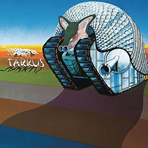 Emerson Lake & Palmer Tarkus Deluxe Ed. 3 CD