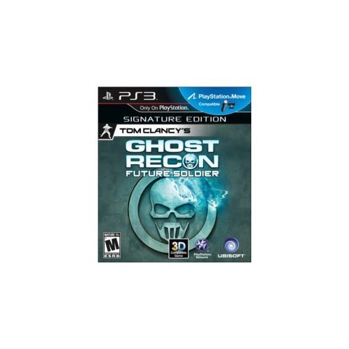 Ps3 Tom Clancy's Ghost Recon Future Soldier Signature Edition