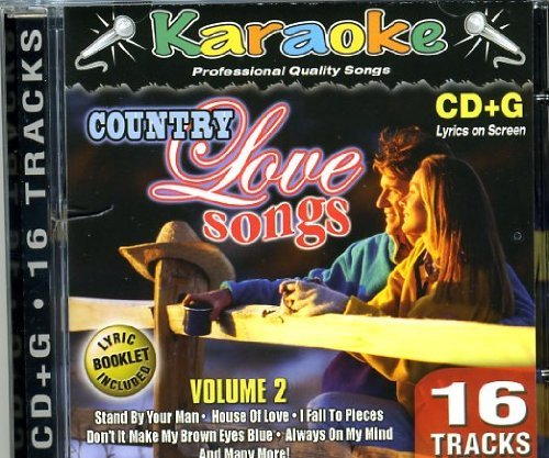 Karaoke Bay Great Country Love Songs Vol. 2