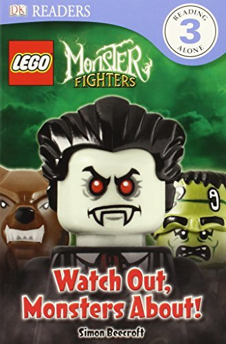 Simon Beecroft Lego Monster Fighters Watch Out Monsters About!