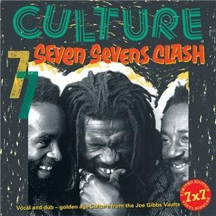 Culture Seven Sevens Clash 7 Lp