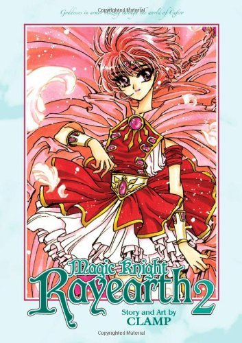 Clamp Magic Knight Rayearth Volume 2