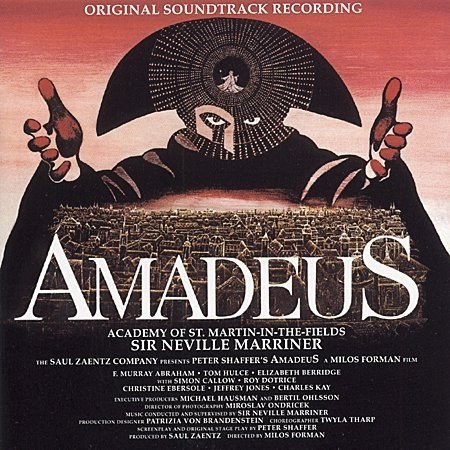 Amadeus Soundtrack Sacd 2 CD Set
