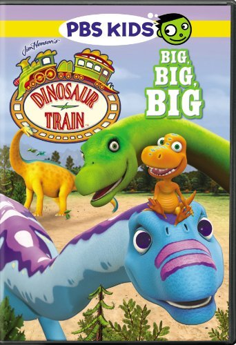 Dinosaur Train Big Big Big