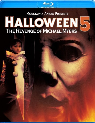 Halloween 5 Pleasance Harris Cornell Blu Ray Ws R