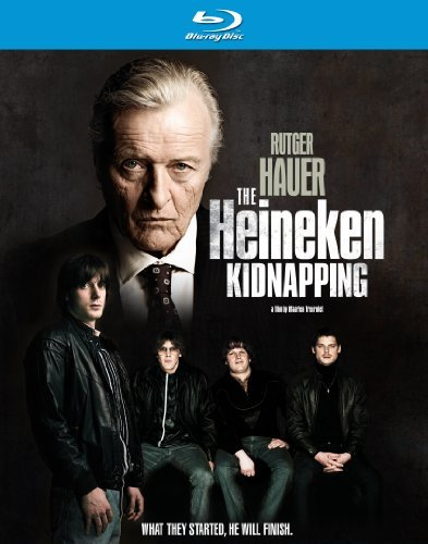 Heineken Kidnapping Hauer Rutger Blu Ray Ws R