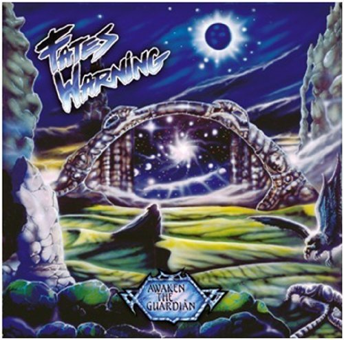 Fates Warning Awaken The Guardian Blue Vinyl
