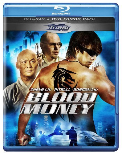 Blood Money Liu Pitbull Liu Blu Ray Ws R Incl. DVD