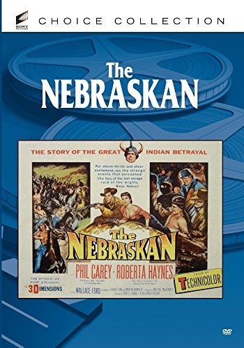 Nebraskan Hayes Ford Carey DVD Mod This Item Is Made On Demand Could Take 2 3 Weeks For Delivery