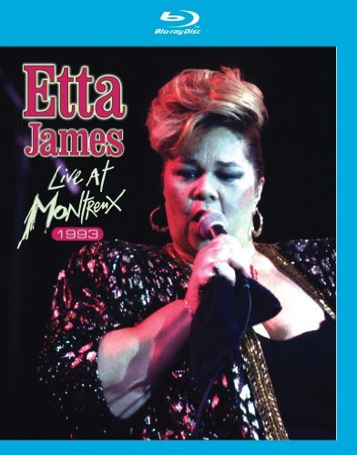Etta James Live At Montreux 1978 93 Blu Ray Nr