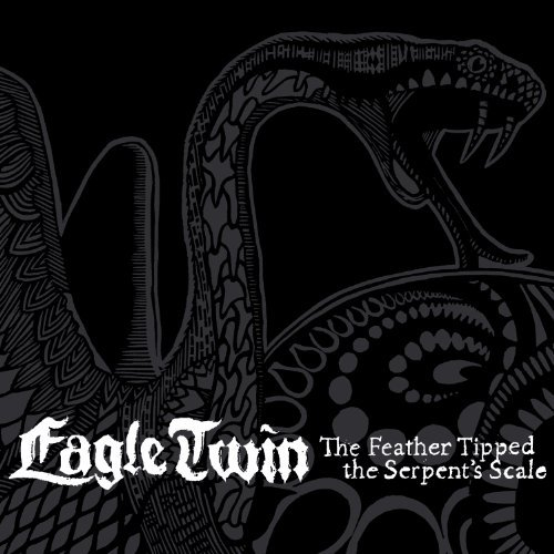 Eagle Twin Feather Tipped The Serpent's S