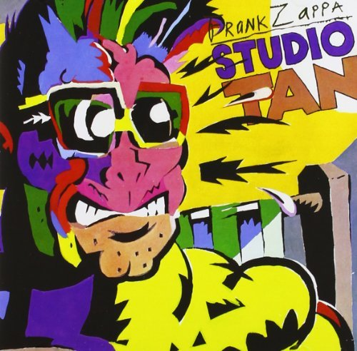 Frank Zappa Studio Tan 2 CD