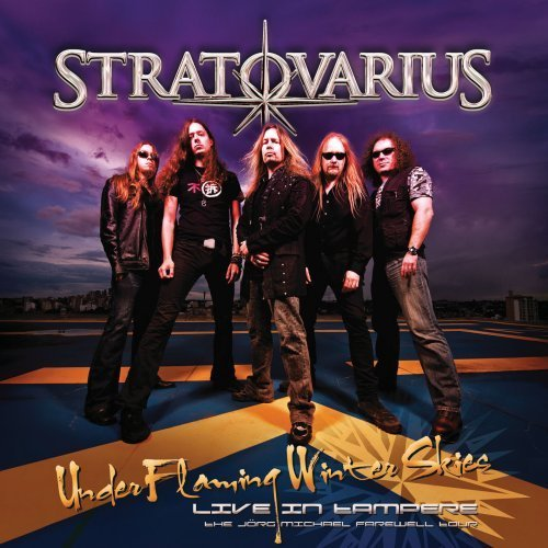 Stratovarius Under Flaming Winter Skies 2 CD
