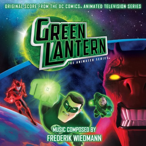 Various Artists Green Lantern Animated Series