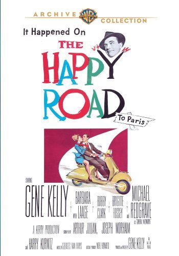 Happy Road (1957) Kelly Laage Clarke Made On Demand Nr