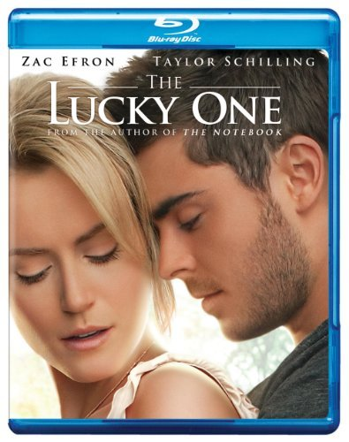 Lucky One Efron Schilling Danner Blu Ray Ws Pg13 Incl. DVD Dc Uv