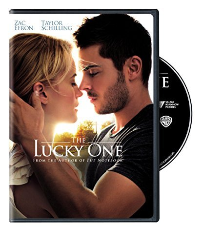 Lucky One Efron Schilling Danner Ws Pg13 Incl. Uv