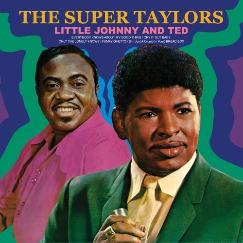 Johnny & Ted Taylor Taylor Super Taylors