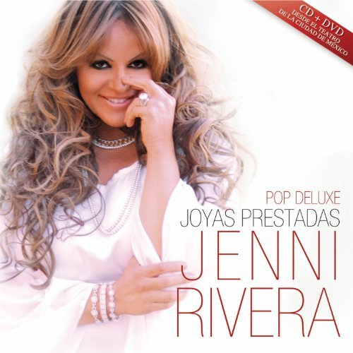 Jenni Rivera Joyas Prestadas (pop Version) Deluxe Ed. Incl. Bonus DVD
