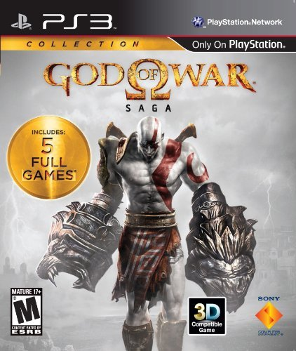 Ps3 God Of War Saga Dual Pack Sony Computer Entertainme M