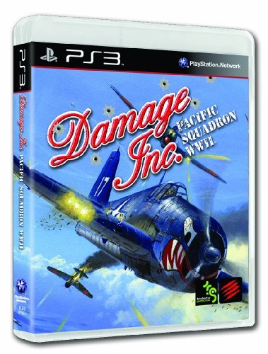 Ps3 Damage Inc Pacific Squad Mad Catz Inc. T