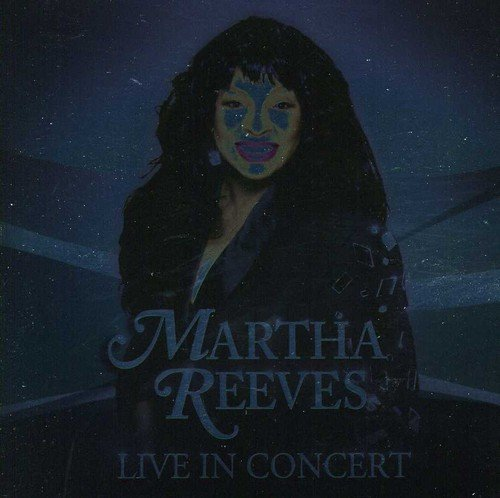 Martha Reeves Live In Concert
