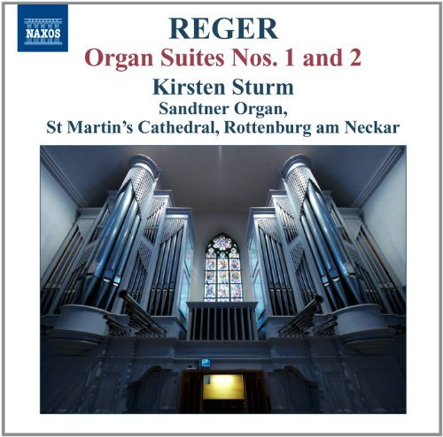M. Reger Organ Works Suites No. 1 & 2 V