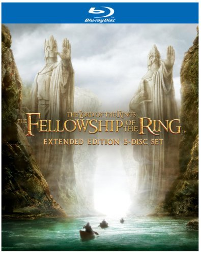 Lord Of The Rings Fellowship O Mortensen Tyler Monaghan Hawar Blu Ray Ws Extended Ed. Pg13 5 Br Incl. Uv