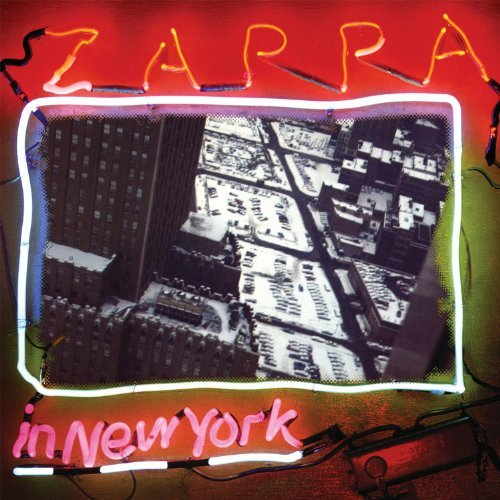 Frank Zappa Zappa In New York 2 CD