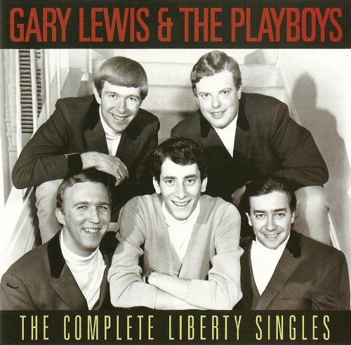 Gary & The Playboys Lewis Complete Liberty Singles