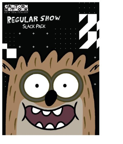 Regular Show Slack Pack DVD