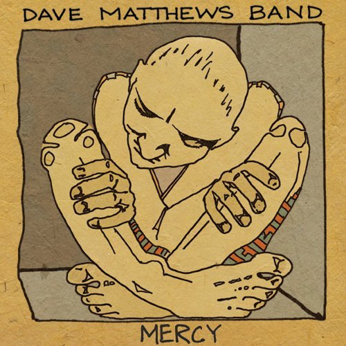 Dave Matthews Band Mercy Gaucho 7 Inch Single
