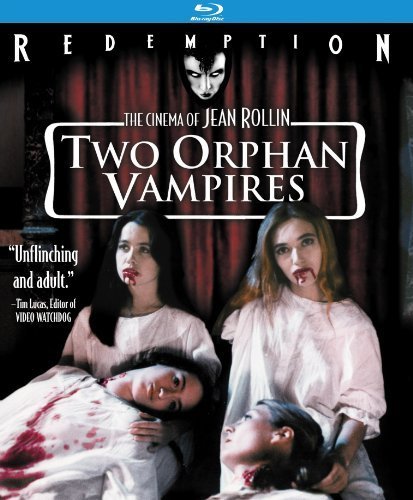 Two Orphan Vampires Two Orphan Vampires Blu Ray Ws Remastered Nr