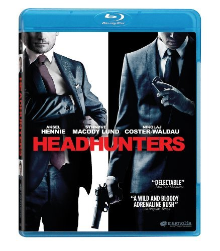 Headhunters Hennie Coster Waldau Blu Ray Ws R
