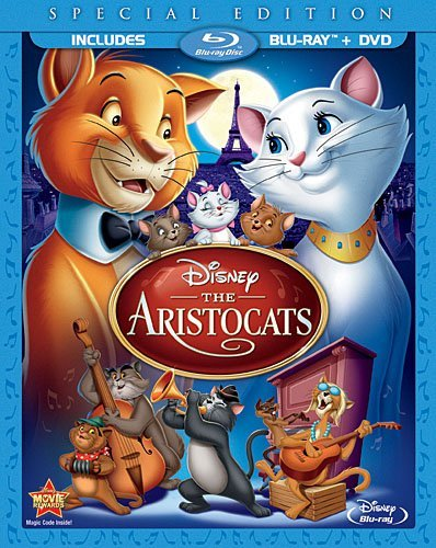 Aristocats Aristocats Blu Ray Ws Special Ed. G Incl. DVD