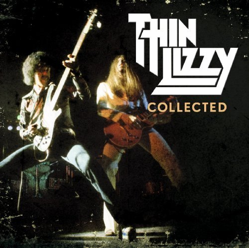 Thin Lizzy Collected Import Eu 3 CD