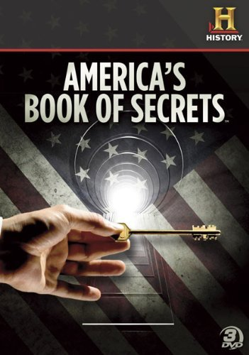 America's Book Of Secrets Sea America's Book Of Secrets Tv14 3 DVD