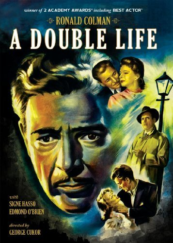 Double Life (1947) Hasso O'brien Winters Bw Nr