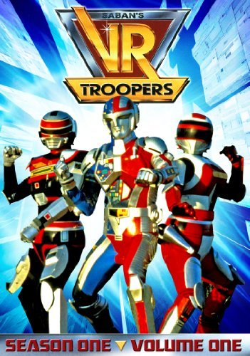Vr Troopers Vr Troopers Vol. 1 Season 1 Nr 3 DVD