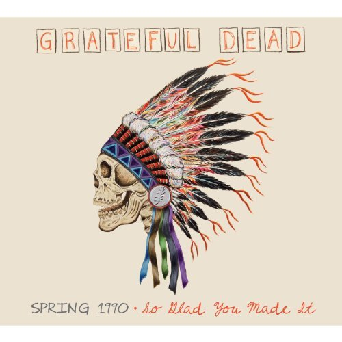 Grateful Dead Spring 1990 So Glad You Made 2 CD