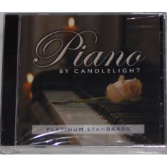 Piano By Candlelight Platinum Standards