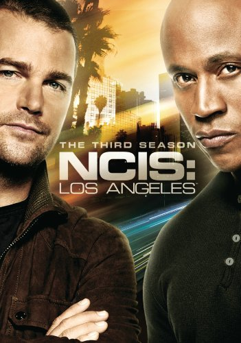 Ncis Los Angeles Season 3 DVD Nr
