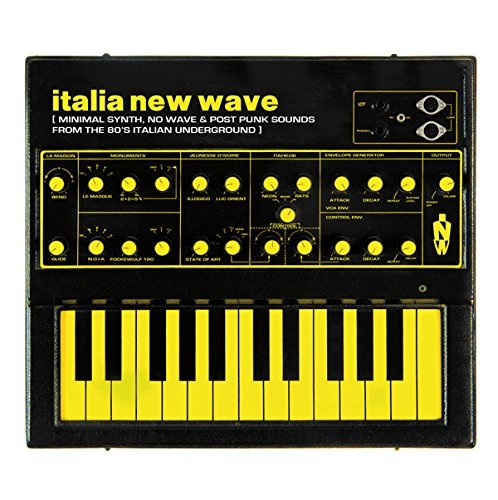 Italia New Wave Italia New Wave Lp