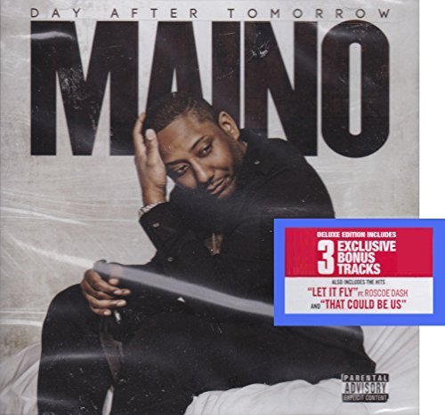 Maino Day After Tomorrow Deluxe Edition 3 Bonus Tracks