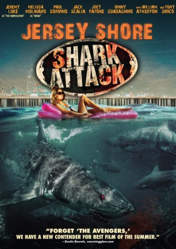 Jersey Shore Shark Attack Sorvino Scalia Sirico Ws R
