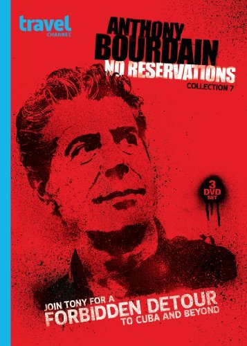Anthony Bourdain No Reservations Collection 7 Ws Tvpg