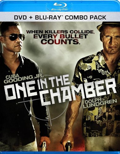 One In The Chamber Gooding Lundgren Bassols Blu Ray Ws R Incl. DVD